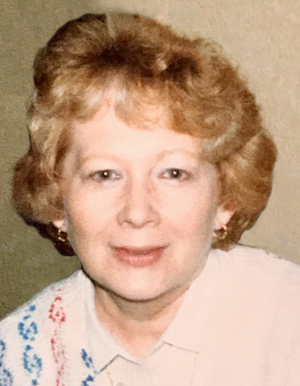 Beverly Ann Wall