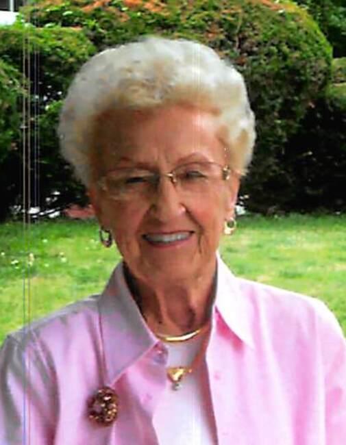 Juanita Dickie Bartlett