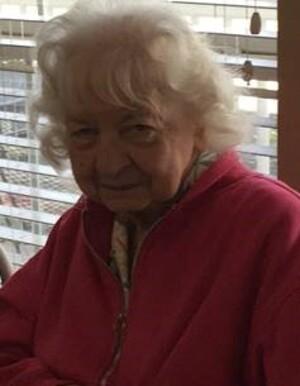 Helen Marie Erwin