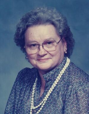 Doris Griffin Norman
