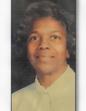 Ella V. Davis