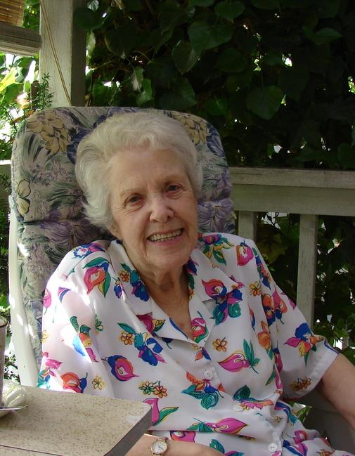 Joan  Isobel Matheson