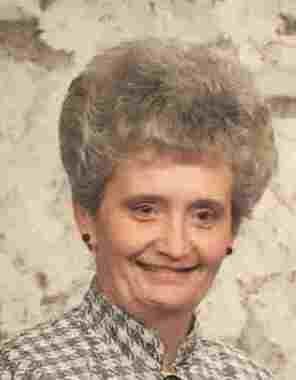 Mary Frances Burgess