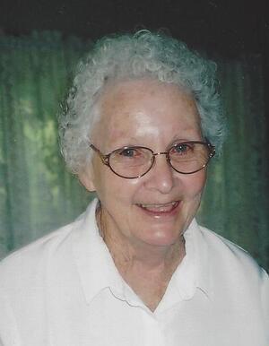 Myrtle Elaine Glass