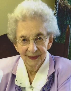 Goldia Mae Miller