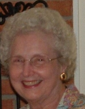 Frances Geraldine Parker