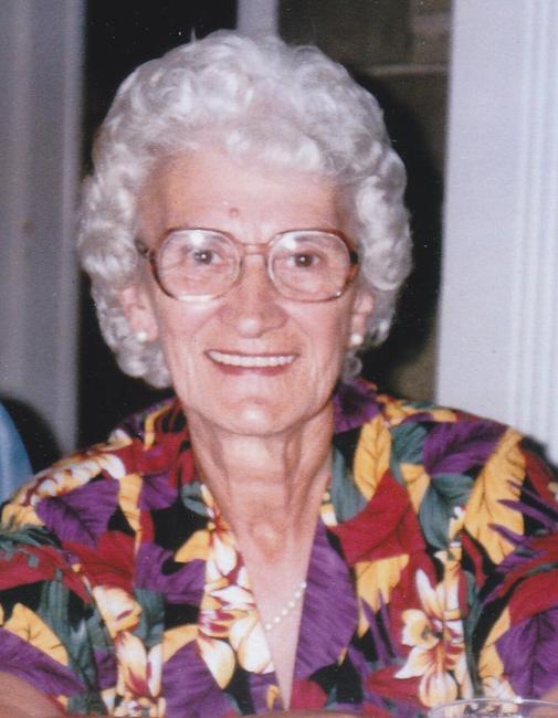 Elizabeth Betty OBrien