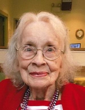 Mary Hodson