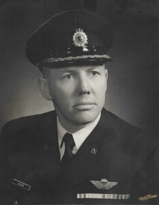 BGen Russell  Alexander Allan, OMM, OSJ, CD2