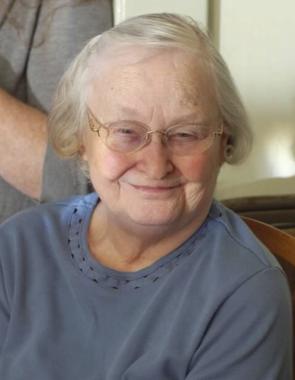 Imogene Ruth Hartman
