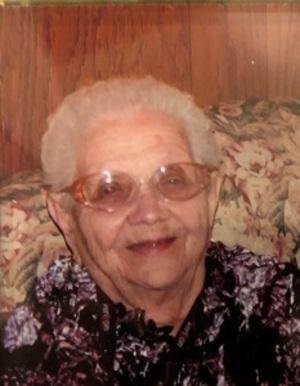 Ethel Irene Wardman