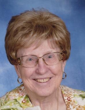 Doris Pearl Beckner