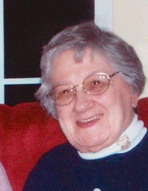 Dorothy Ann (Houghton) George