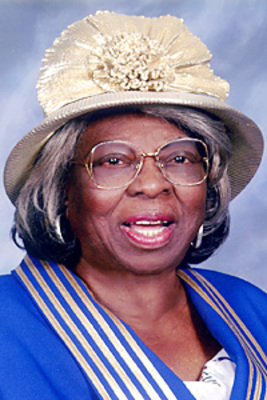 Mother Willie Mae Wilkerson