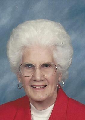 Mary Marie 'Dorothy' Williams Lafferty