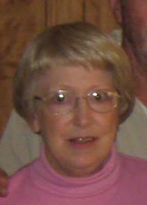 Elva Joan McClard