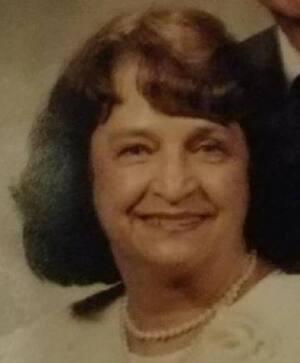 Violet Irene Thompson
