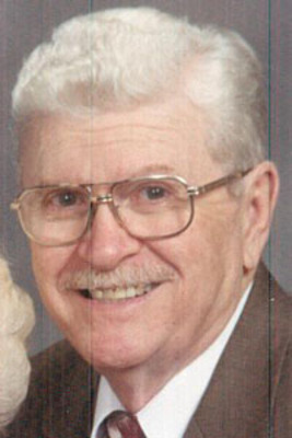 The Rev. Jack Clayton McGlasson