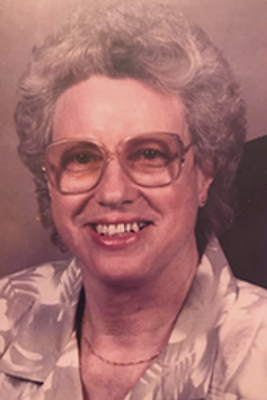 Virginia Maxine (Dye) Owens