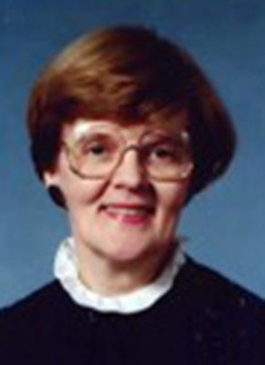 Ruth Carolyn McNeish