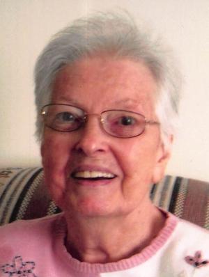 Betty Lou (Briggs) Wetsell