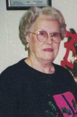 Margaret Christina Joyce Matney