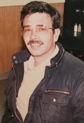 Ronald Ron Carel Keck