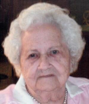 Marian Louise Marburger