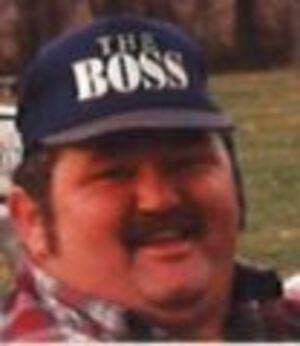 'Big Roy' Roy Yates