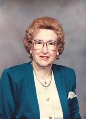 Gladys Bernice Humphries