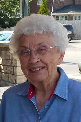 Margaret Jane McMillen Brocious