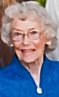 Frances D. Meservey