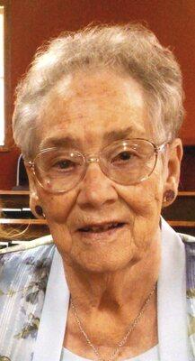 Shirley Ann Borger