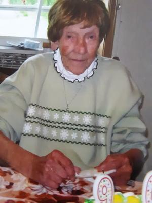 Edna Bessie Curtician