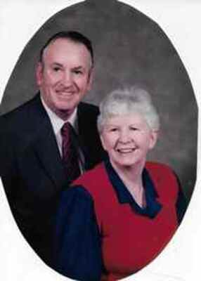 Barbara Joan and Robert A. 'Bob' Baugh