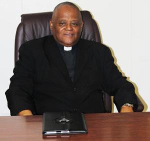 Pastor Jackie E. Harris
