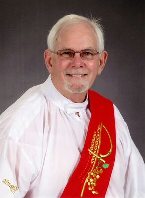 Deacon Martin Patrick McCarthy