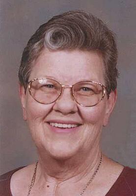 Hazel Leota Tucker