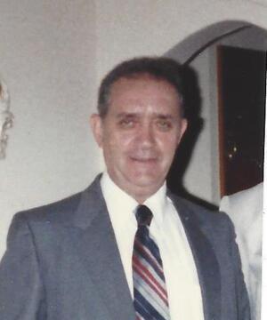 Walter Thurman Corky Wyrick