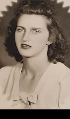 Thelma Mazine Riley Holcomb