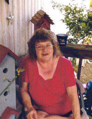 Mary Ann Jones Ferrell