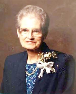 Dorothy Evalee Gregory Roberts