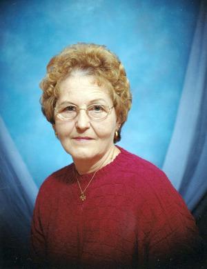 Edna Evelyn Hurt Blevins
