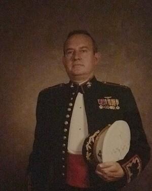 Colonel Billy E. Pafford