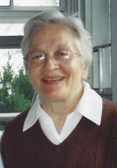 Sister Joan Bourne