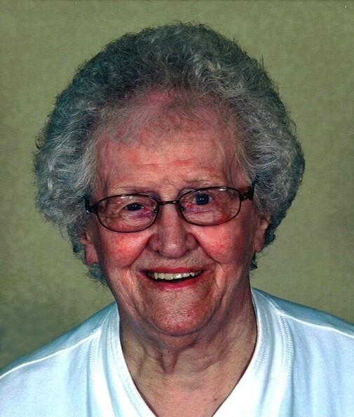 Leila V. Anderson