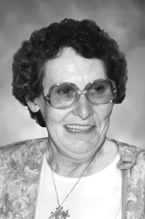 Myrna Darleen Parker