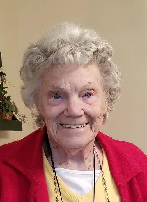 Elaine Frances Loucks Harris