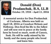 Donald  Prodanchuk