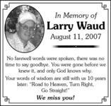 Larry  Waud